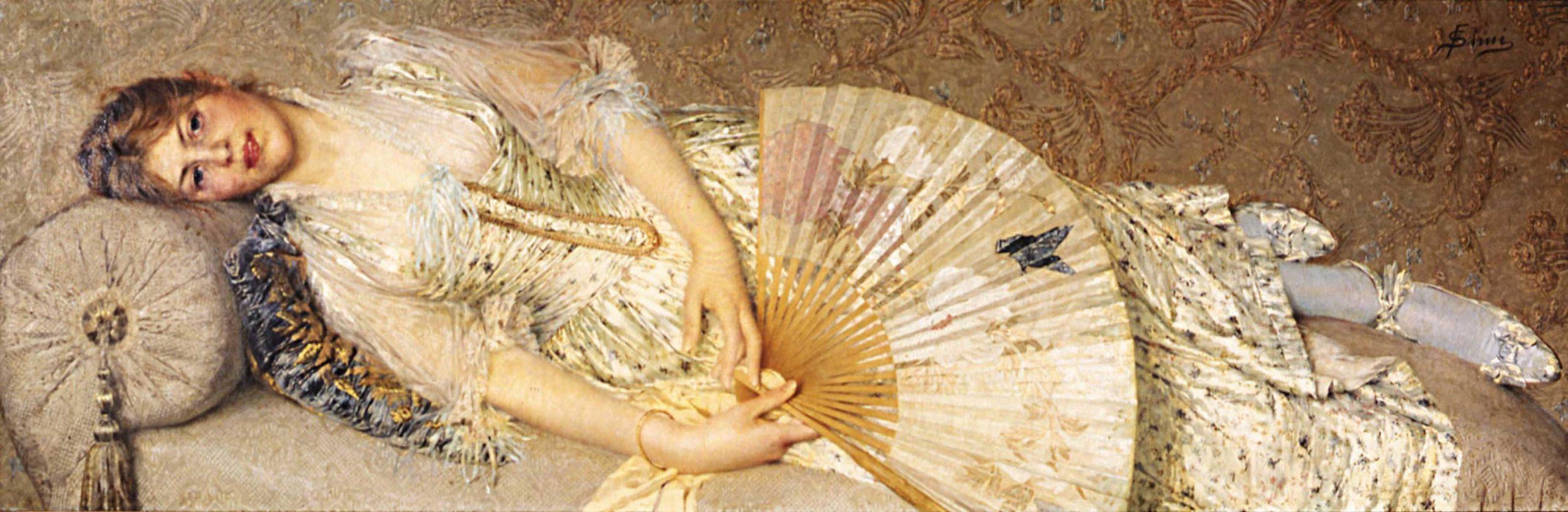 Filadelfo Simi, 1904, Madre-Perla, Palazzo-Pitti, Florence