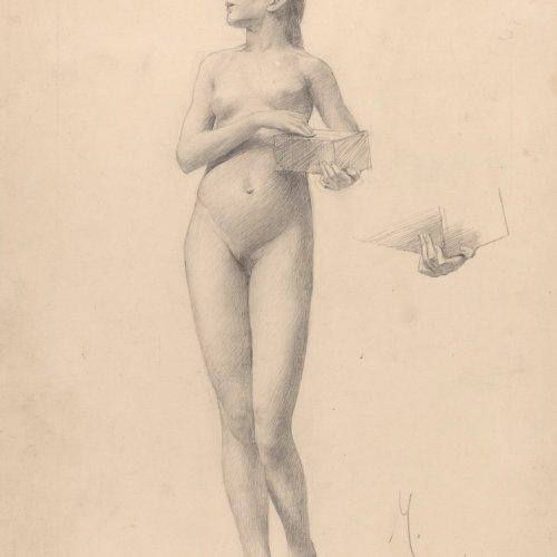 19th century academic study - Masek